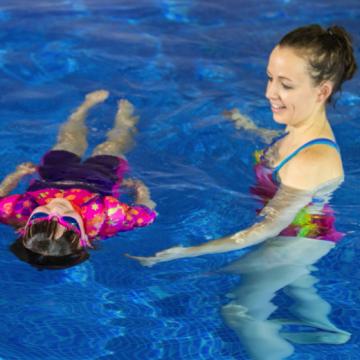 Cornelia Pfeifer - Mermaid Schwimmen 1